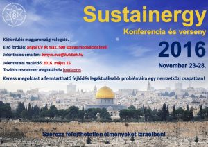 Sustainergy 2016